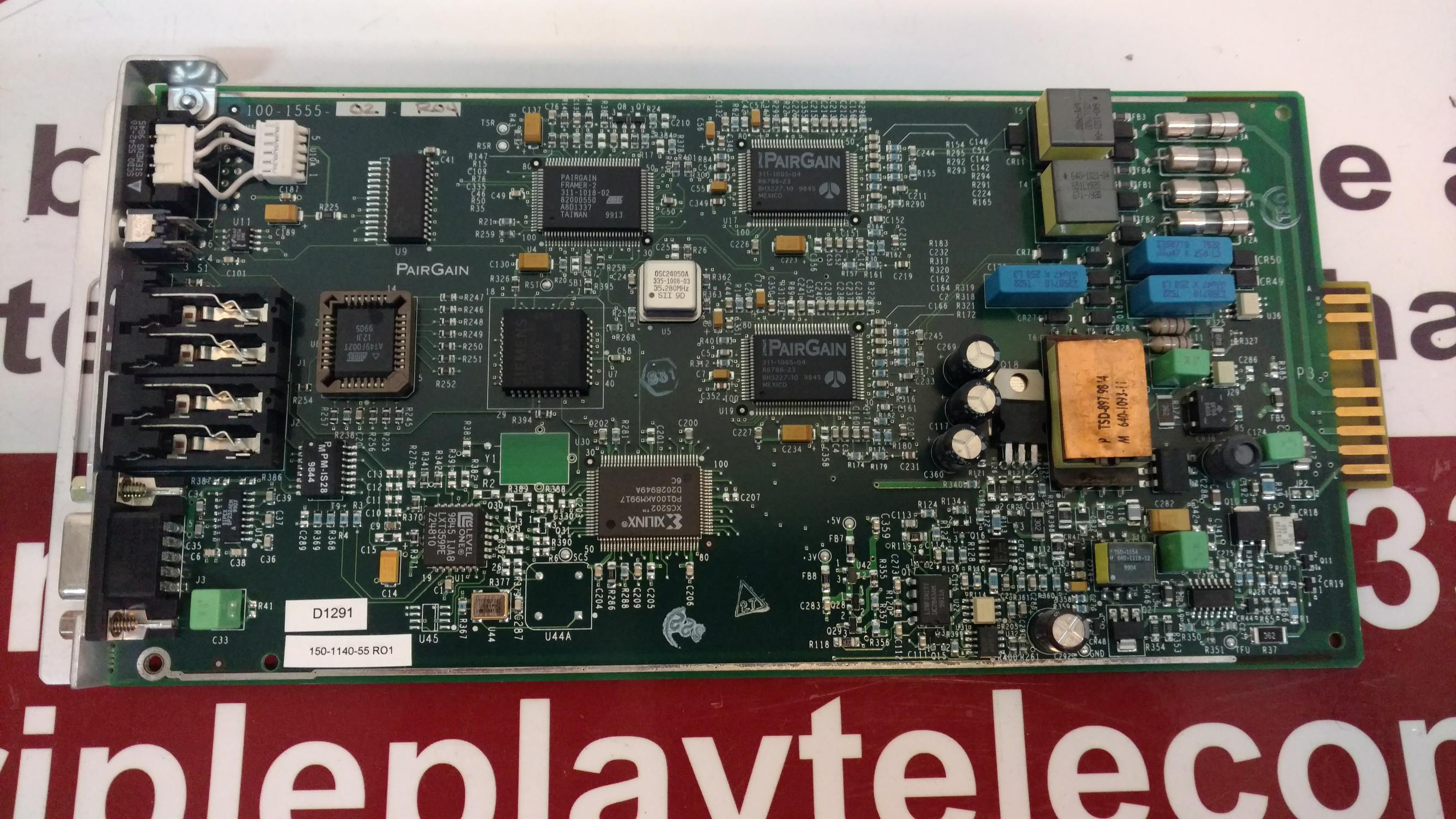 *NEW* 150-1140-05-X07 HLU-319-L5 ADC PAIRGAIN TE CONNECTIVITY Repeater